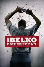 The Belko Experiment small poster
