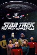 Star Trek: The Next Generation small poster