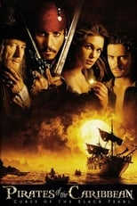 Pirates of the Caribbean: The Curse of the Black Pearl small poster