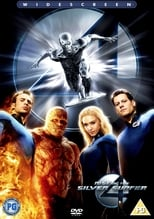 4: Rise of the Silver Surfer small poster