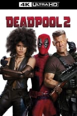 Deadpool 2 small poster