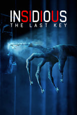 Insidious: The Last Key small poster