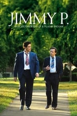 Poster for Jimmy P.