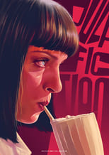 Pulp Fiction small poster