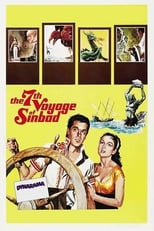 Poster van The 7th Voyage of Sinbad
