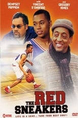 The Red Sneakers small poster