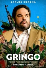 Gringo small poster