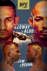 UFC 218: Holloway vs. Aldo 2