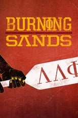 Poster for Burning Sands