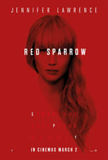 Red Sparrow small poster