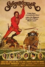 Swashbuckler small poster