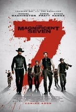 The Magnificent Seven small poster