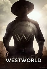 Westworld small poster