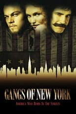 Gangs of New York small poster