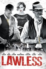 Lawless small poster