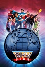 Sky High small poster