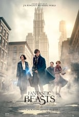Fantastic Beasts and Where to Find Them small poster