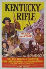 Kentucky Rifle (1955) Box Art