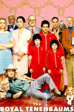 The Royal Tenenbaums small poster