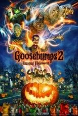 Goosebumps 2: Haunted Halloween small poster