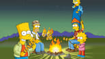 The Simpsons small backdrop