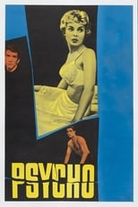 Psycho small poster