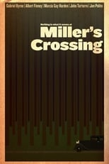 Miller's Crossing small poster