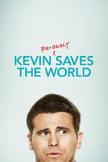 Poster van Kevin (Probably) Saves the World