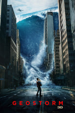 Geostorm small poster