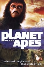 Planet of the Apes small poster