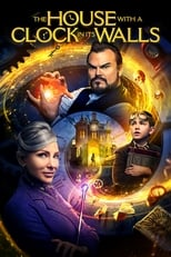The House with a Clock in Its Walls small poster