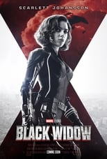 Black Widow small poster