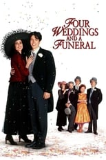 Four Weddings and a Funeral - one of our movie recommendations