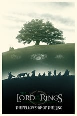 The Lord of the Rings: The Fellowship of the Ring small poster