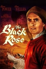 The Black Rose (1950) Box Art