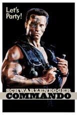 Commando small poster