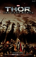 Thor: The Dark World small poster