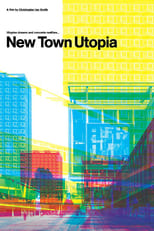 New Town Utopia small poster