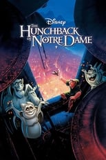 The Hunchback of Notre Dame small poster