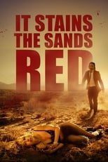 Poster for It Stains the Sands Red