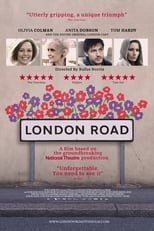 London Road small poster