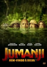 Jumanji: Bem-Vindo à Selva (2017) Torrent Dublado e Legendado