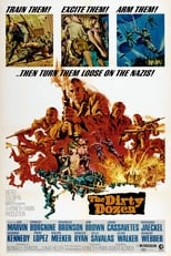 The Dirty Dozen small poster