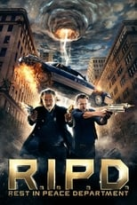 R.I.P.D. small poster