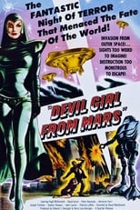 Devil Girl From Mars (1954) Box Art