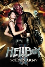 Hellboy II: The Golden Army small poster