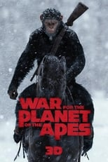 War for the Planet of the Apes small poster