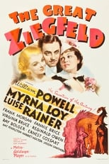 The Great Ziegfeld - one of our movie recommendations