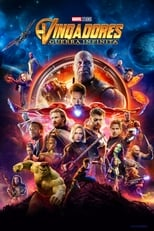 Vingadores: Guerra Infinita (2018) Torrent Dublado e Legendado