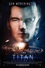 The Titan small poster